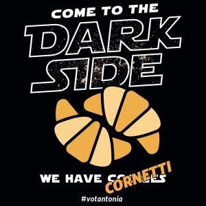 al ballottaggio passa al lato oscuro