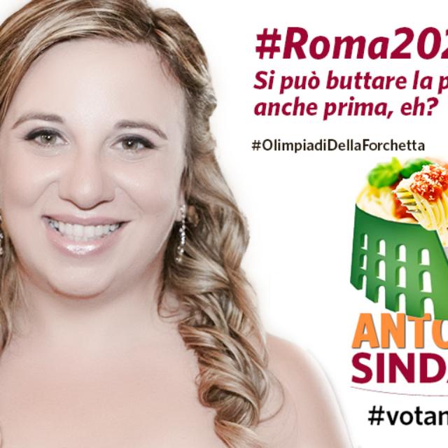 #Votantonia per #Roma2024