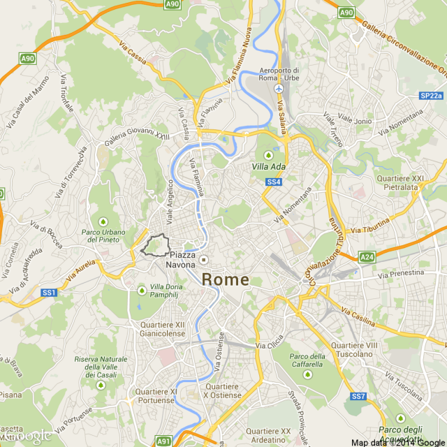 Le buche a Roma