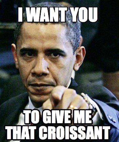 +++ BREAKING NEWS +++⠀ Scoperto il vero motivo della visita di Barack Obama a Milano!⠀ #Votantonia c'è!