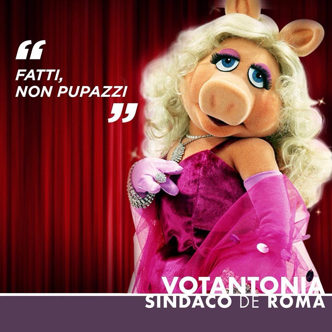 Il tuo Sindaco! Fatti, non pupazzi.⠀ #votantonia