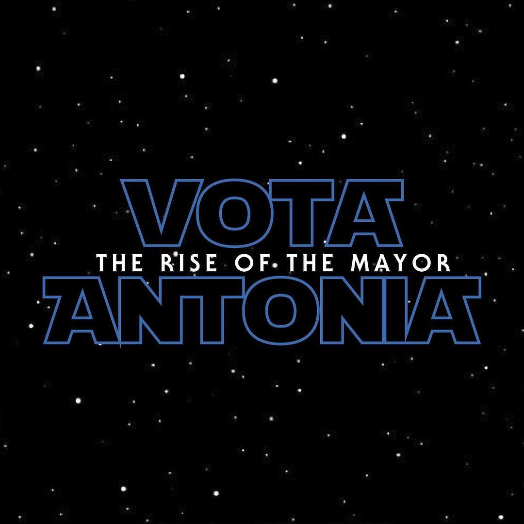 Votantonia The rise of the Mayor  #TheRiseofSkywalker #StarWars #EpisodeIX #votantonia