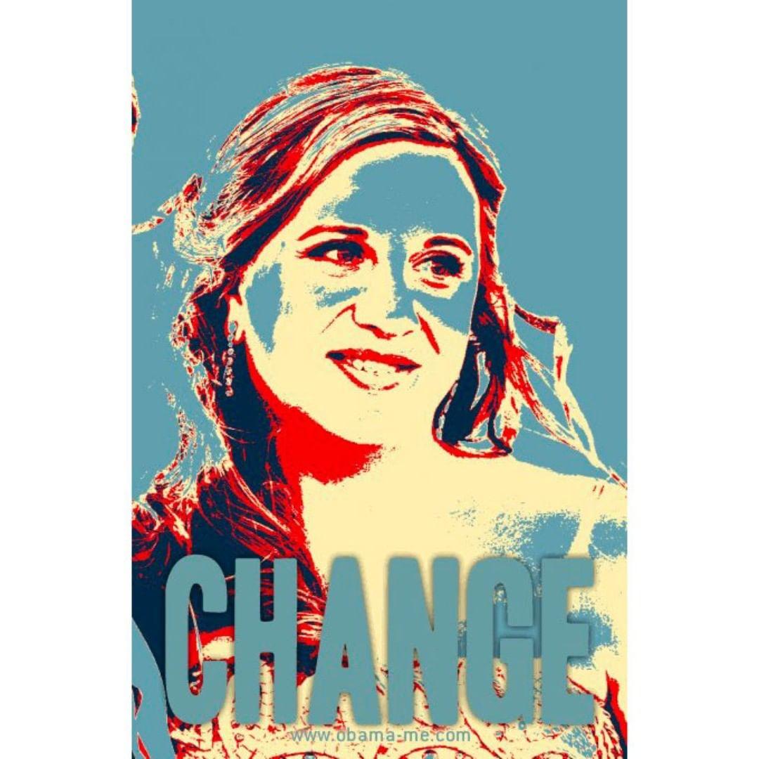 Per un #governodelcambiamento, vota il #cornettosempreuguale #votantonia #therealvotantonia #obama #change
